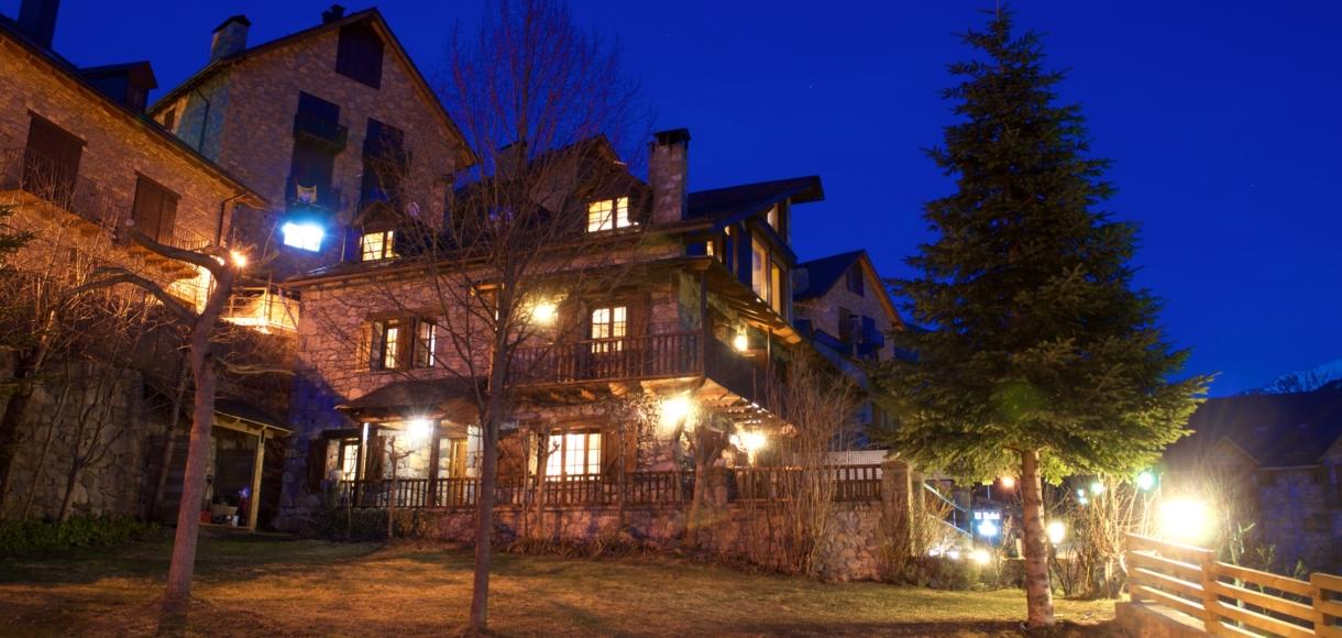 Hotel casa rural a ta ll a la vall de bo al cor dels pirineus - Casa rural vall de boi ...