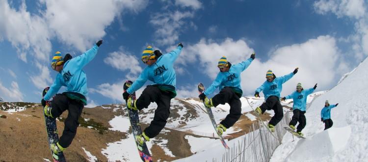 Estación de esquí alpino Boí Taull