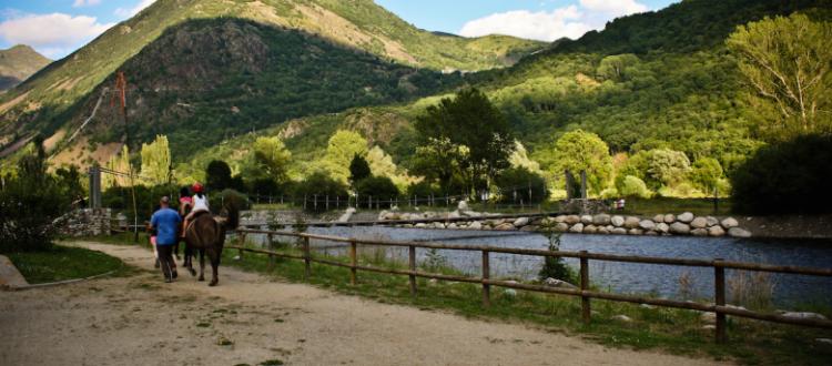Activitats del hotel casa rural el xalet de ta ll a la vall de bo - Casa rural vall de boi ...